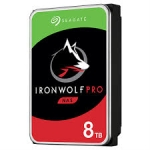 Seagate IronWolf Pro 8TB 7200rpm 256MB Cache 3.5 Inch SATA NAS Hard Drive