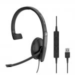 Sennheiser SC 130 USB Overhead Wired Mono Headset