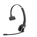 Sennheiser IMPACT DW Pro 1 DECT Over Head Wireless Mono Headset (Headset Only) - Connection to Deskphone Only