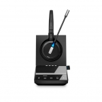 Sennheiser IMPACT SDW 5014 DECT Convertible Wireless Mono Headset with Base Station - Connection to PC/Softphone or Mobile Devices Only