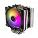 SilverStone Hydrogon D120 ARGB Dual Tower CPU Cooler with Dual 120mm ARGB fans