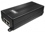 SMC 1 Port Gigabit PoE+ Injector (30W)
