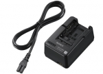 Sony BCQM1 Charger for W M V H P Series Batteries