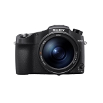 Sony DSC-RX10M4 20.1 Megapixel 25x Optical Zoom Digital Camera - Black