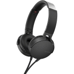 Sony MDR-XB550AP Extra Bass Overhead Style Wired Headphones - Black