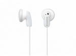 Sony MDR-E9LPW In-Ear Dynamic Style Headphones - White