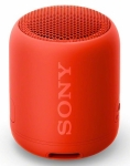 Sony SRS-XB12R Extra Bass Portable Bluetooth Speaker - Red