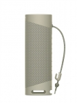 Sony SRS-XB23C EXTRA BASS Bluetooth & 3.5mm Wireless Portable Speaker with USB-C Charging - Taupe