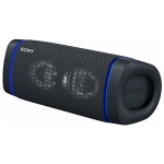 Sony SRS-XB33B EXTRA BASS Bluetooth Wireless Portable Speaker - Black