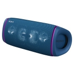 Sony SRS-XB43L EXTRA BASS Bluetooth & 3.5mm Wireless Portable Speaker - Blue
