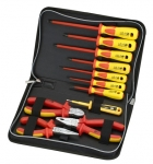Sprotek 11 Piece Screwdriver & Plier Set, 1000V Insulated