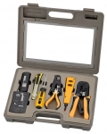 Sprotek 10 Piece Network Installation Tool Kit