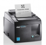Star TSP143III USB Receipt Printer - Charcoal