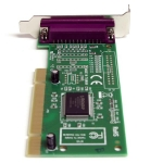 StarTech 1 Port Low Profile PCI DB-25 Parallel Adapter