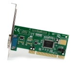 StarTech 1 Port PCI DB-9 RS232 Serial Adapter Card