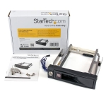 StarTech 5.25 Inch Trayless Mobile Rack for 3.5 Inch Hard Drive + Prezzy Card Draw Offer