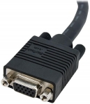 StarTech 15m Coax High Resolution VGA Male to Female Extension Cable - Black + Prezzy Card Draw Offer