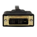 StarTech 1m Mini HDMI Male to DVI-D Male Cable + Be in the draw to WIN 1 of 2 $500 Prezzy Cards