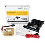 StarTech 2.5 Inch SATA Removable Hard Drive Bay for PC Expansion Slot + Prezzy Card Draw Offer