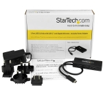 StarTech 3 Port USB-C 3.0 Hub with 3x USB 3.0 Type A and Gigabit Ethernet