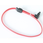 StarTech 45cm Right Angled SATA III 6 Gbps Latching Data Cable