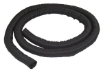 StarTech 4.6m Cable Management Sleeve - Black