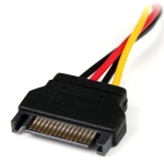 StarTech 6 Inch SATA to LP4 Power Cable Adapter