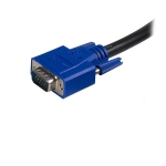 StarTech 1.8m 2-in-1 USB & VGA KVM Cable