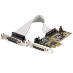 StarTech 8 Port PCI Express Low Profile DB-9 RS232 Serial Adapter Card