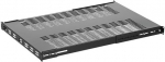 StarTech 1RU Adjustable Depth Heavy Duty Vented Rack Mount Shelf