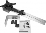 StarTech Cubicle Hanging Monitor Mount for 34 Inch Flat Panel TVs or Monitors - Up to 9kg Display + Prezzy Card Draw Offer