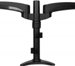 StarTech Articulating Dual Monitor Desk Mount Bracket for 12-24 Inch Flat Panel TVs or Monitors - Up to 13.6kg + Prezzy Card Draw Offer