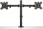 StarTech Crossbar Dual Monitor Desk Mount Bracket for up to 32 Inch Flat Panel TVs or Monitors - Up to 8kg (per Monitor) + Prezzy Card Draw Offer