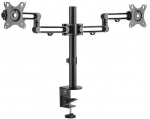 StarTech Dual Monitor Desk Mount Bracket for up to 32 Inch Flat Panel TVs or Monitors - Up to 8kg (per Monitor) + Prezzy Card Draw Offer
