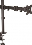 StarTech Articulating Heavy Duty Single Monitor Desk Mount Bracket for 13-34 Inch Flat Panel TVs or Monitors - Up to 8kg
