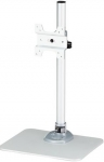 StarTech Adjustable Single Monitor Desk Mount Stand for up to 34 Inch Flat Panel TVs or Monitors - Up to 14kg