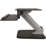 StarTech Single Monitor Sit to Stand Desktop Workstation