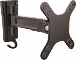 StarTech Wall-Mount Monitor Arm for 13 Inch to 34 Inch Monitor or TV - Single Swivel