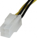 StarTech ATX 12V 4 Pin P4 CPU Power Extension Cable + Be in the draw to WIN 1 of 2 $500 Prezzy Cards