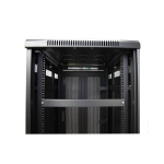 StarTech 1RU Blank Panel for 19 Inch Server Racks and Cabinets - Black