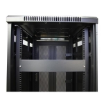StarTech 2RU Blank Panel for 19 Inch Server Racks and Cabinets - Black + Prezzy Card Draw Offer