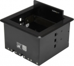 StarTech Conference Table Cable Management Box - Black