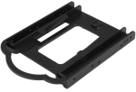 StarTech Tool Less Installation 3.5 Inch Drive Bay Mounting Bracket for 1x 2.5 Inch Drives