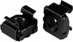 StarTech M6 Black Cage Nuts - 100 Pack + Prezzy Card Draw Offer