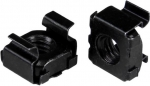 StarTech M5 Black Cage Nuts - 100 Pack + Prezzy Card Draw Offer
