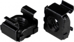 StarTech M6 Black Cage Nuts - 50 Pack + Prezzy Card Draw Offer