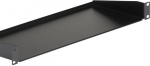 StarTech 1RU 178mm Deep Universal Fixed Rack Mount Shelf