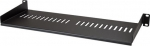 StarTech 1RU 175mm Deep Vented Rack Mount Shelf