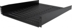 StarTech 2RU 559mm Deep Vented Rack Mount Shelf