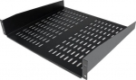 StarTech 2RU 406mm Deep Universal Vented Cantilever Rack Mount Shelf